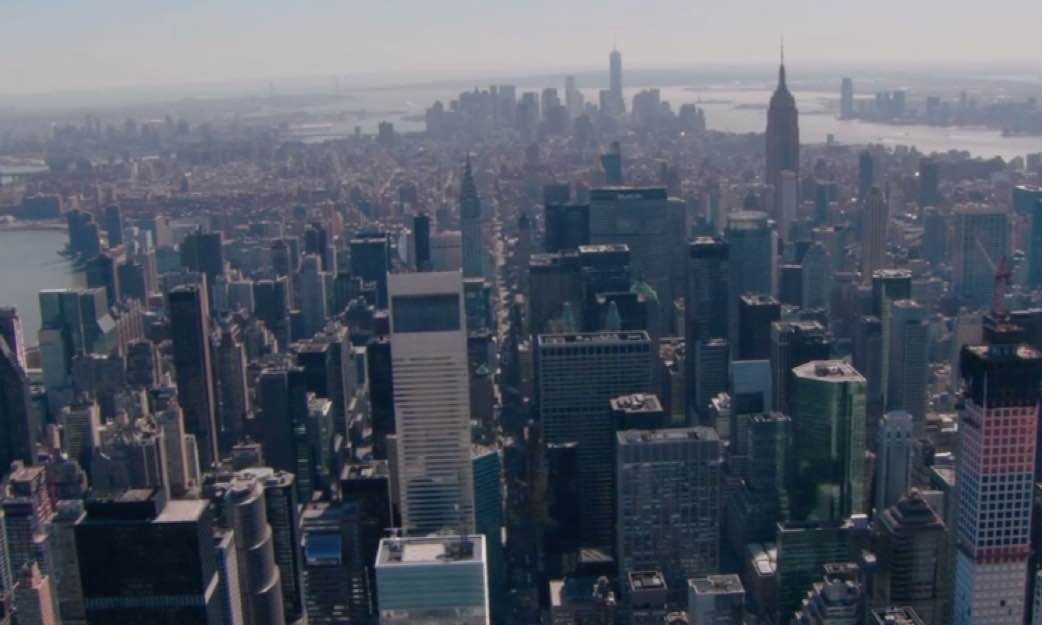 Saturate New York Video Image