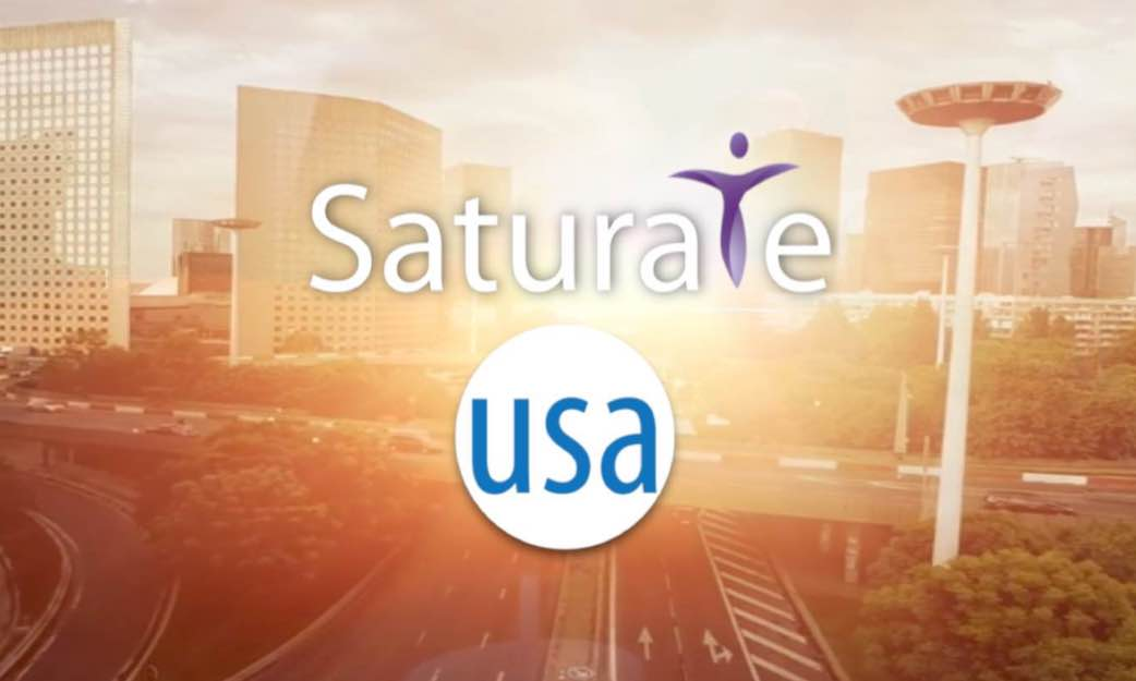 Saturate USA Banner